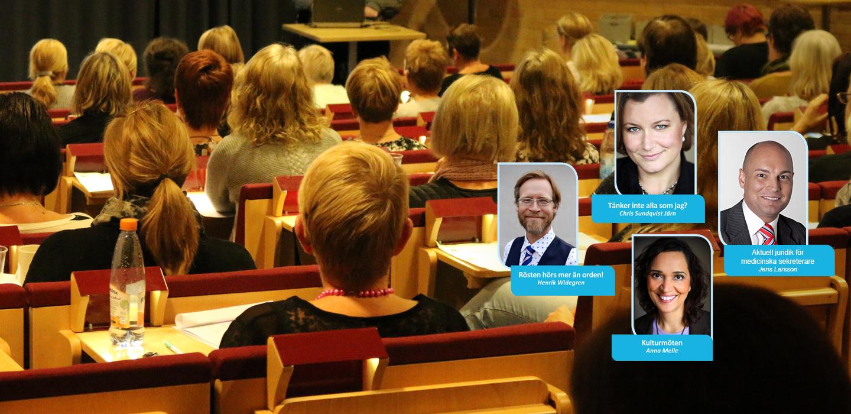 Lund, Göteborg, Falun och Stockholm